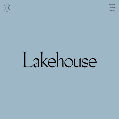 Lakehouse Ventures