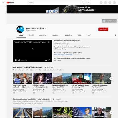 vpro documentary