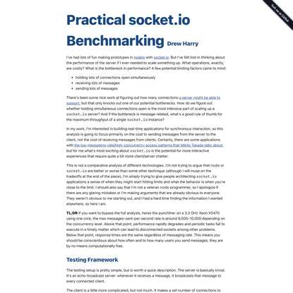 drewww/socket.io-benchmarking @ GitHub