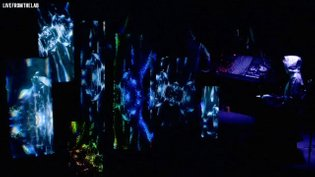 BLÄNDVERK | Audiovisual Installation and Performance