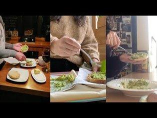 Eleştirel Yemek Programı / Critical Cooking Show: Avokadolu Tost / The Avocado Toast