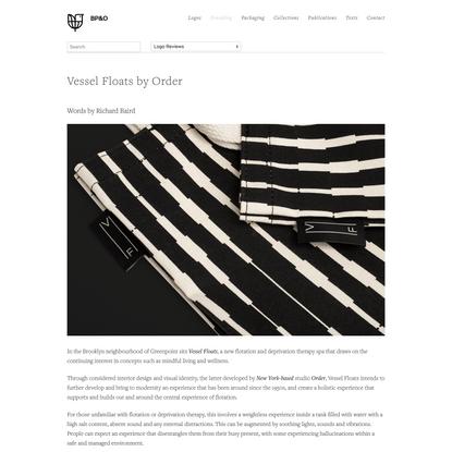 Logo & Brand Identity Review & Inspiration — BP&O