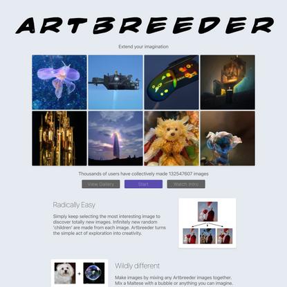 Artbreeder