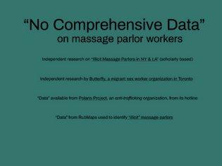 Data Intervention - TouchMaps