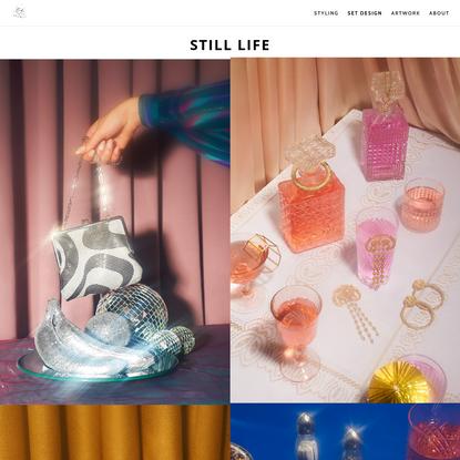 Still life | CLARA MARTI