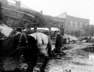 Great Molasses Flood 1919