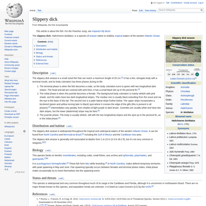 Slippery dick - Wikipedia
