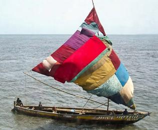 West African fishermen
