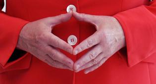 Angela Merkel Illuminati
