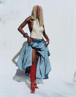 Emmanuelle Lacou By Estelle Hanania For Double Magazine April 2021