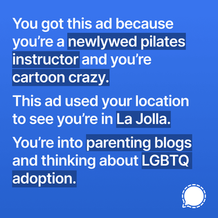 The Instagram ads you will never see