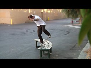 Quartersnacks * Favorite Spot With Anthony Van Engelen on The Green Bench
