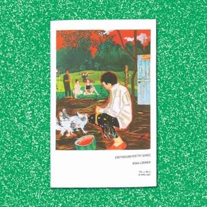 EPS: Vol. 2, No. 4 - Rona Lorimer — earthbound press