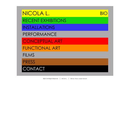 Home - Nicola L