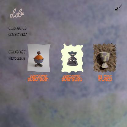 Ceramics Home — dd World - Danielle Magee