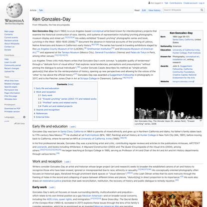Ken Gonzales-Day - Wikipedia