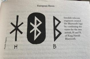 Bluetooth runes