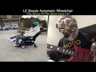 """MonoNeon - """"Lil' Boosie Automatic Wheelchair (The Prices of The Show Goes Up)"""""""