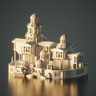 Voxel Palace