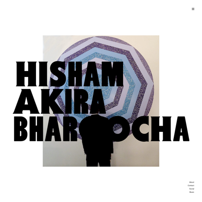 Hisham Akira Bharoocha