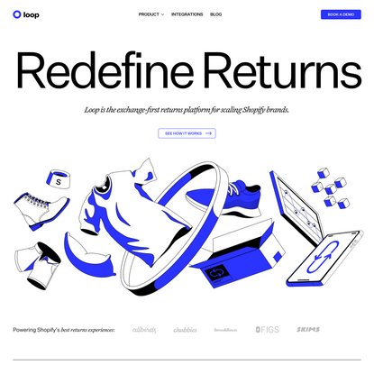 Loop Returns | The returns solution for Shopify's top brands