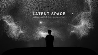 Latent Space | Audiovisual Fulldome Composition