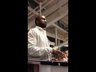 Kanye West speech at Harvard GSD 2013