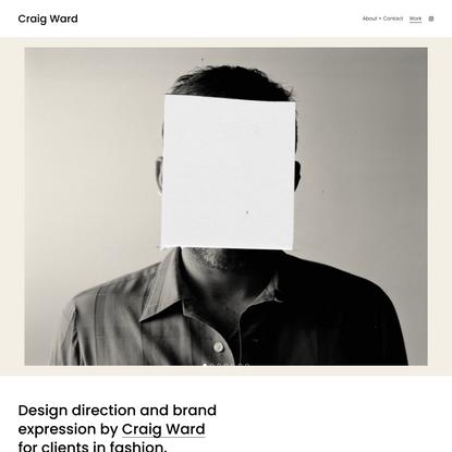 Craig Ward