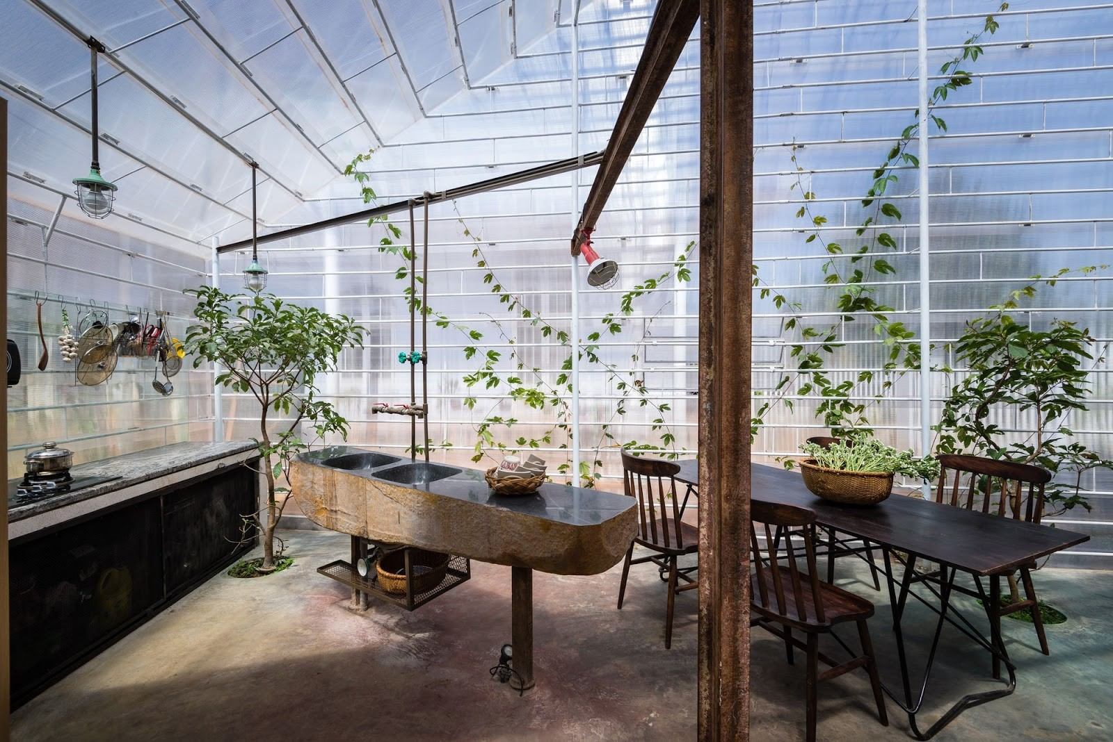 FA house by atelier tho.A, Dalat, Vietnam