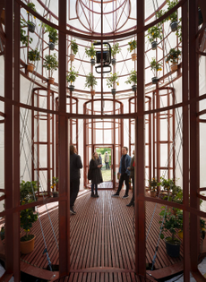 The Orangery by Lenschow & Pihlmann and Mikael Stenström, Holte, Denmark
