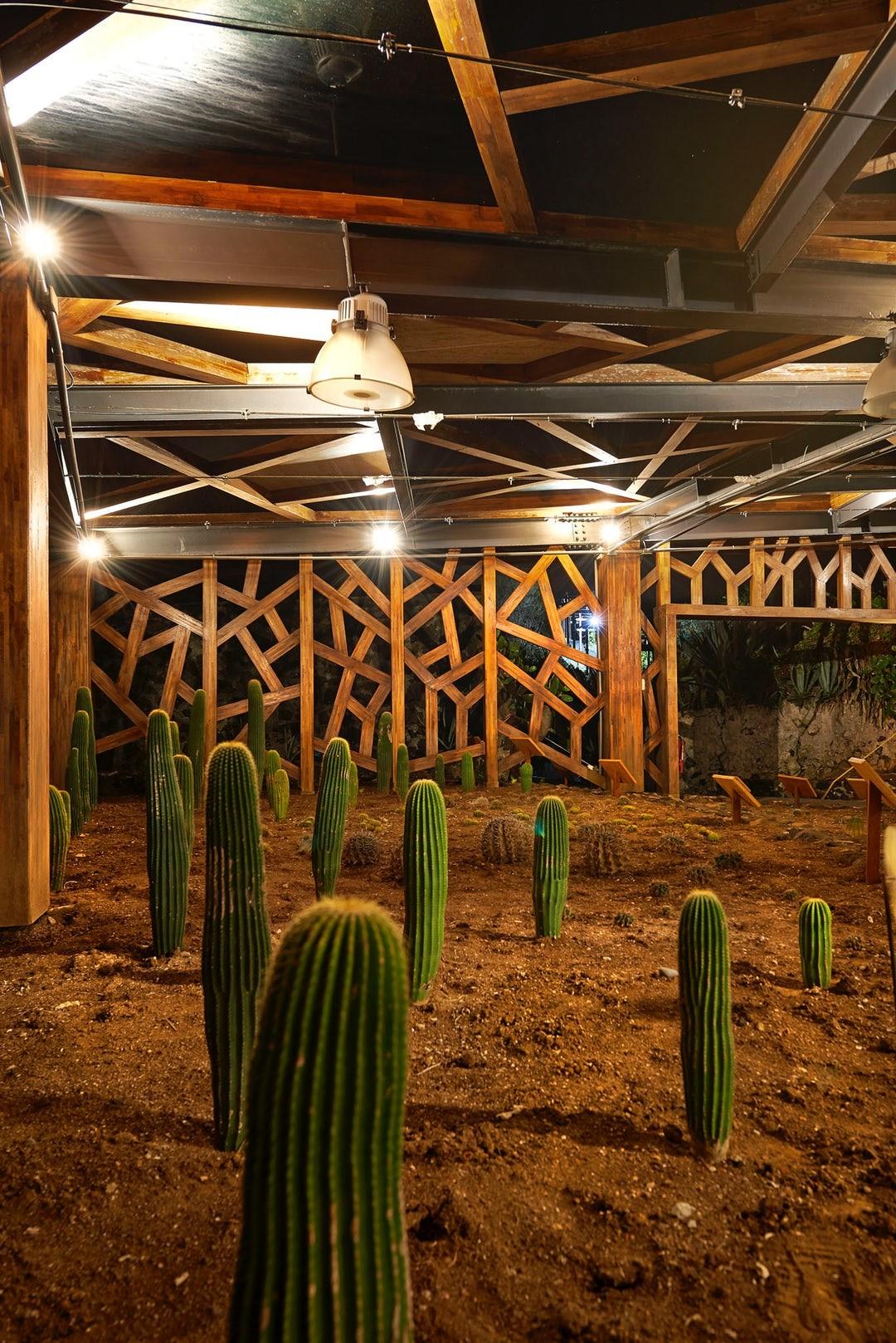 Penghu Qingwan Cactus Park by CCL Architects & Planners, Penghu County, Taiwan
