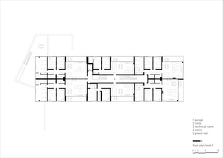I/O Architects - Boyana 49 housing, Sofia 2019
