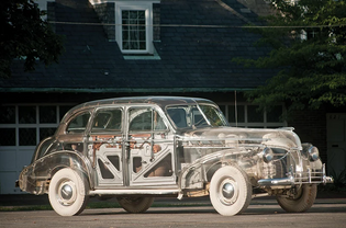 PONTIAC - GHOST CAR (1939)