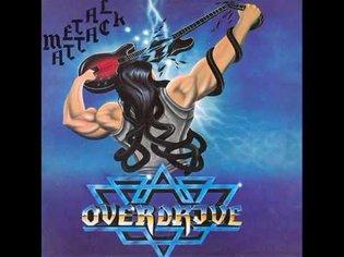 """Overdrive """"Metal Attack"""" full album (1983)"""