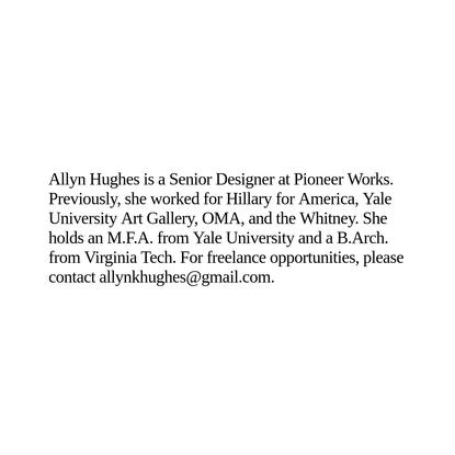 Allyn Hughes