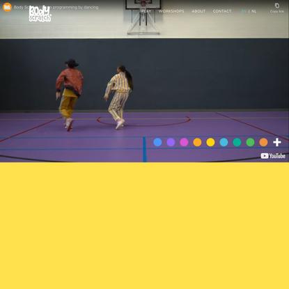 Body.scratch | We learn programming by dancing