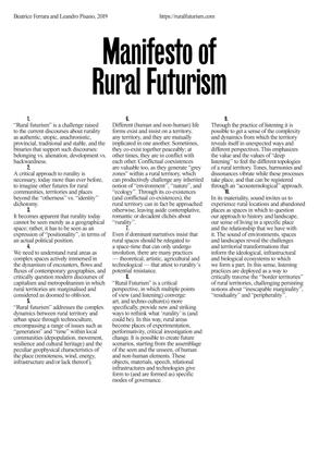 Manifesto of Rural Futurism.pdf