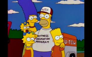 "The Simpsons, ""Cape Feare"" (S05E02, 1993)"