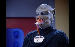 """Start Trek: TNG, """"Coming of Age"""" (1988, S01E19)"""
