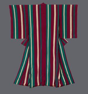 Omeshi kimono Date: Taisho period (1912-1926)