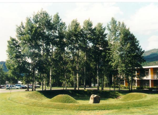 herbert bayer - aspen meadows landwork
