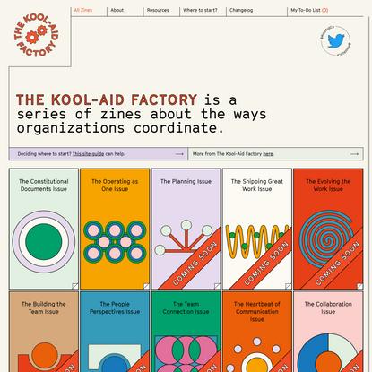 The Kool-Aid Factory