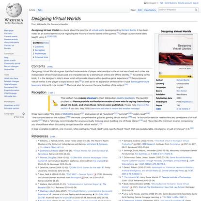 Designing Virtual Worlds - Wikipedia