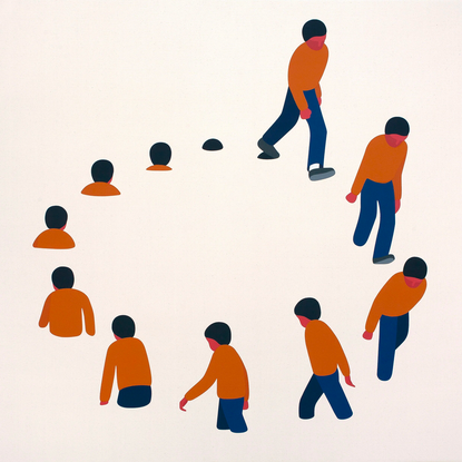 """""""It's horrendous, it's constant failure"""": Geoff McFetridge on the pain of painting"""
