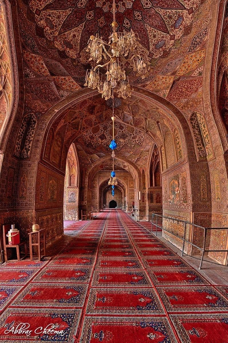 wazir khan masjid lahore