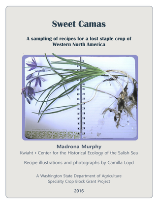 Sweet Camas Cookbook