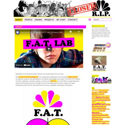 F.A.T (hacking art)