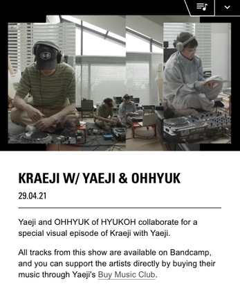 Kraeji w/ Yaeji & OHHYUK | NTS