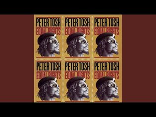 I Am That I Am {by} Peter Tosh {from} Equal Rights {1977}