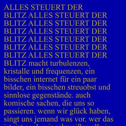 ***ALLES***STEUERT***DER***BLITZ